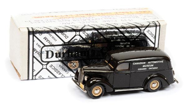 Durham Classics No.DC-3A 1939 Ford Panel Van