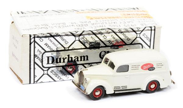 Durham Classics No.DC-3B 1939 Ford Panel Van