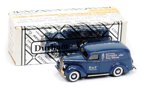 Durham Classics No.DC-3D 1939 Ford Panel Van