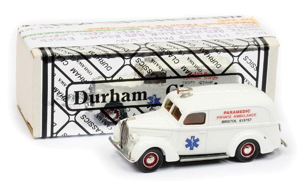 Durham Classics No.DC-3G 1939 Ford Panel Van