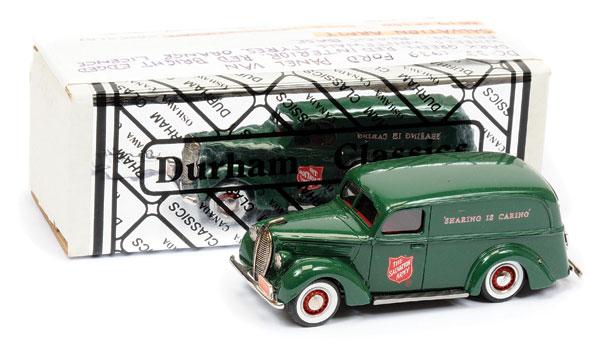 Durham Classics No.DC-3J 1939 Ford Panel Van