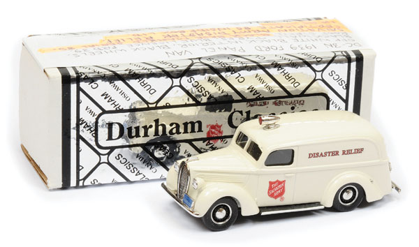 Durham Classics No.DC-3N 1939 Ford Panel Van