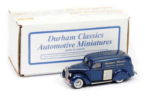 Durham Classics No.DC-3P 1939 Ford Panel Van