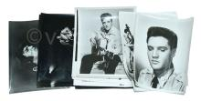 GRP inc Elvis Presley 16 x black and white