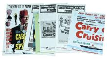GRP inc Carry On Film Campaign Books, Marketing