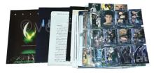 GRP inc Alien film Campaign Books: (1) Alien