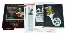GRP inc Horror film Campaign Books: (1) Masque