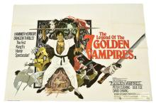 Hammer The Legend of the 7 Golden Vampires