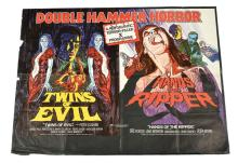 Double Hammer Horror Twins of Evil and Hands
