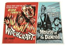 Witchcraft and House of the Damned original
