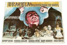 Hammer Dracula has Risen from the Grave original