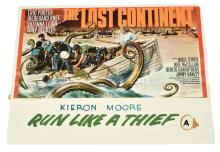 Hammer The Lost Continent original vintage film