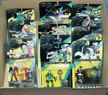 GRP inc Kenner Batman Forever figures: (1) Neon