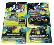 GRP inc Kenner Batman Forever figures