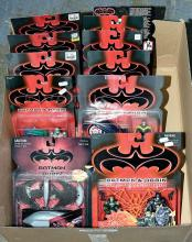 GRP inc Kenner Batman & Robin figures