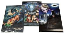 GRP inc Batman Posters: (1) Batman Forever, UK