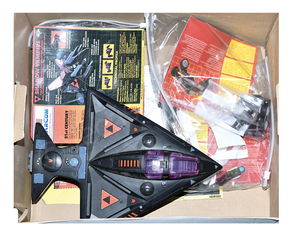 GRP inc Coleco Starcom The US Space Force 2 1/4