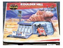 Kenner MASK Boulder Hill Service Station/Bunker