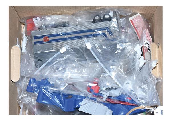 GRP inc Hasbro vintage loose Transformers