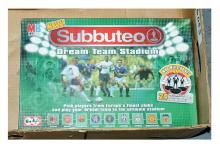 MB Games Subbuteo Dream Team Stadium, Mint
