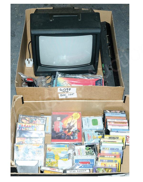 Amstrad CPC 464 Personal Computer