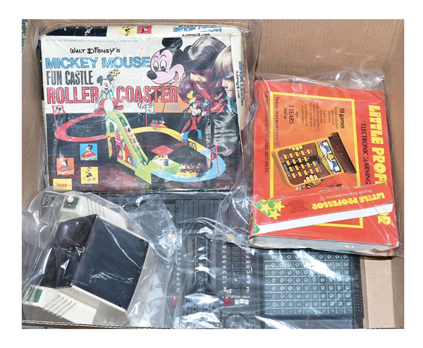 GRP inc Electronic vintage Games: (1) MB Games
