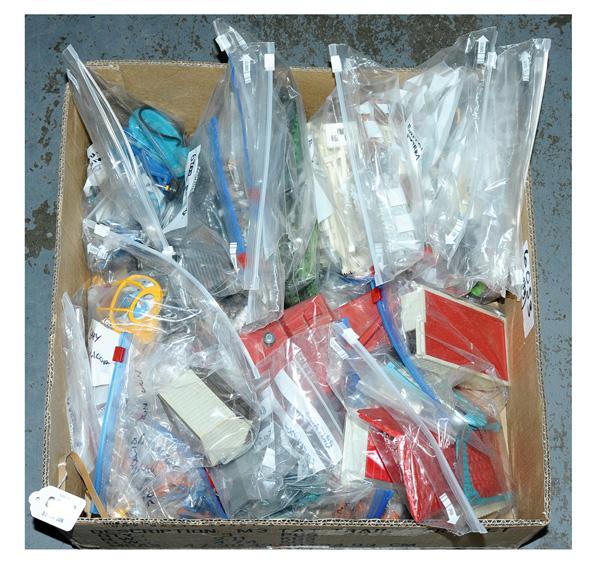 QTY inc Britain's plastic Farm animals