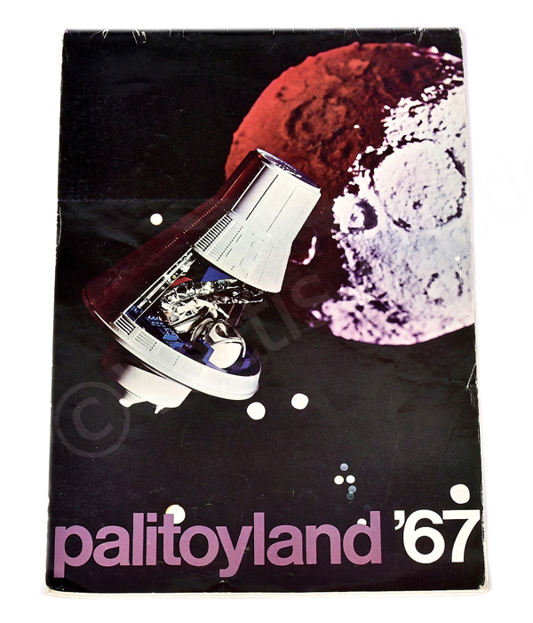 Palitoyland 1967 trade catalogue, includes