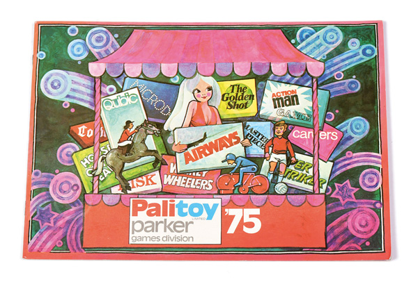 Palitoy/Parker Games Division Trade 1975