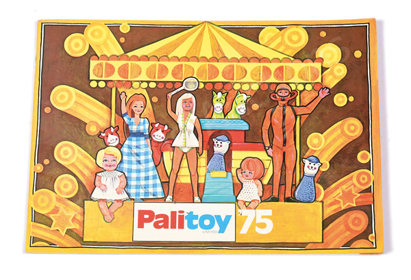 Palitoy Trade 1975 Catalogue- includes Discovery
