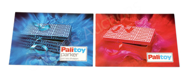 PAIR inc Palitoy and Palitoy Parker Games
