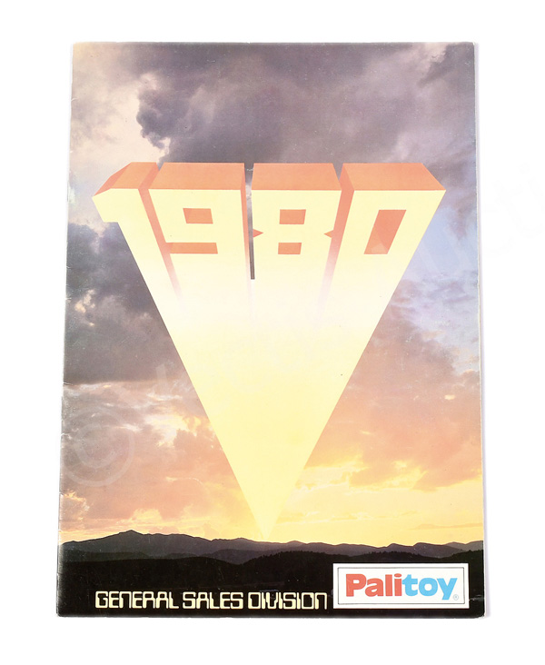 Palitoy 1980 General Sales Division Catalogue