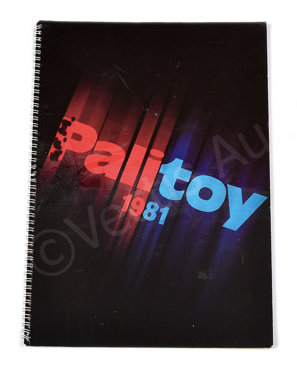 Palitoy 1981 Retail Sales Catalogue, includes