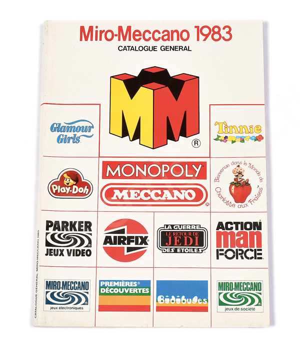 Miro-Meccano General 1982 (France) Trade