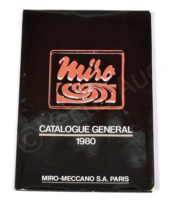 Miro-Meccano General 1980 (France) Trade