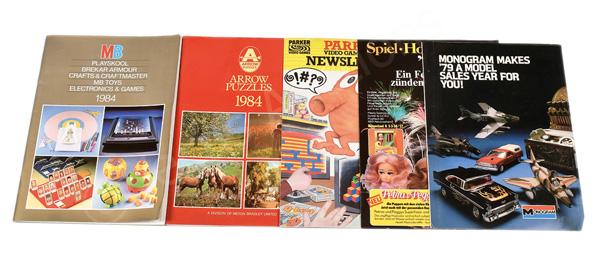 GRP inc Trade Catalogues (1) Monogram Kits 1979