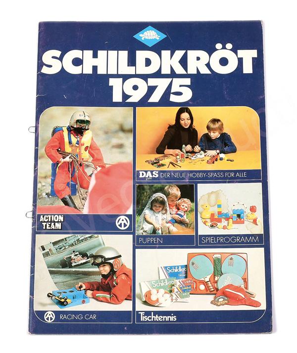 Schildkrot 1975 Trade Catalogue, Dolls- Barbel