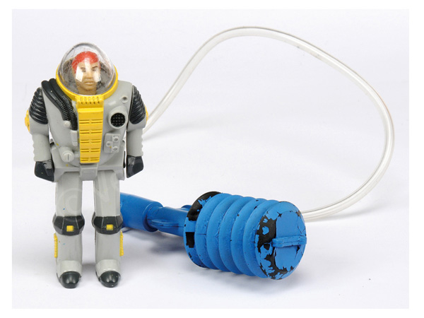 Palitoy Action Force Q Force Deep Sea Diver