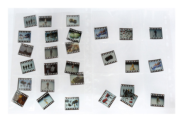 GRP inc Palitoy Action Force original 35mm