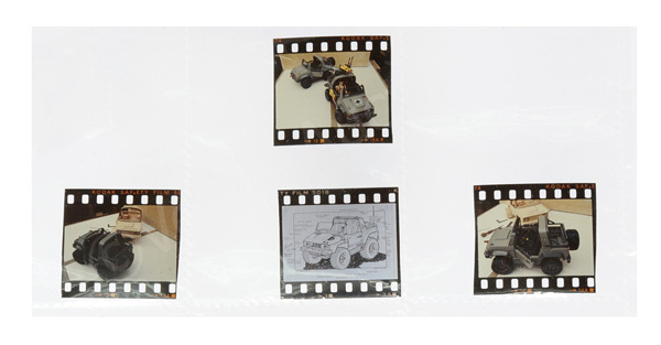 GRP inc Palitoy Action Man 35mm transparencies