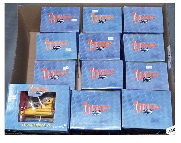GRP inc Carlton Gerry Anderson's Thunderbirds