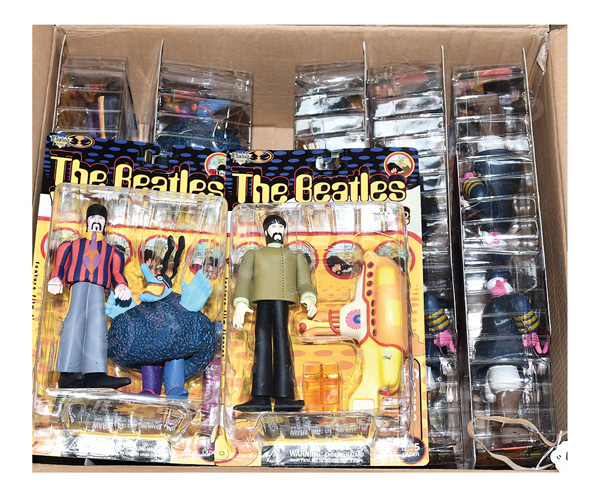 GRP inc McFarlane Toys The Beatles Yellow