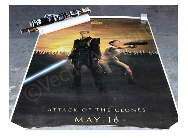 GRP inc Star Wars posters: (1) - (3) Cartamundi