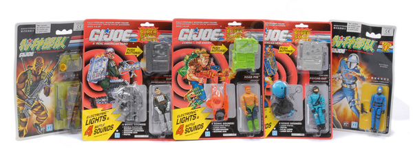 GRP inc Hasbro GI Joe 3 3/4