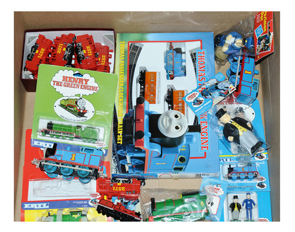 QTY inc Assorted Thomas the Tank Engine
