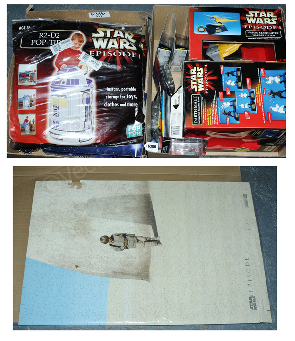 GRP inc Hasbro/Kenner and other Star Wars toys