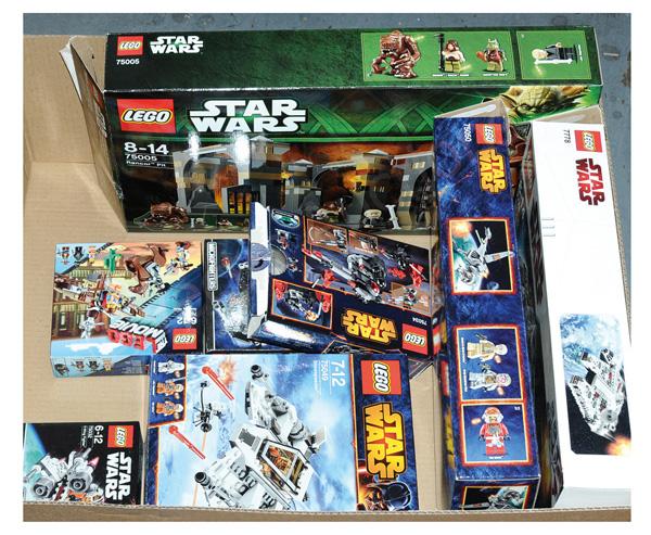 GRP inc Lego Star Wars: (1) Rancor Pit #75005