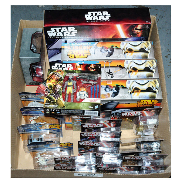 GRP inc Hasbro Star Wars: (1) Elite Series