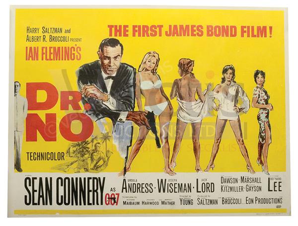 Dr. No (1962) -