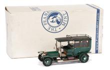 Franklin Mint 1/18th scale 1907 Rolls Royce